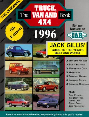 The Truck, Van and 4x4 Book 1996