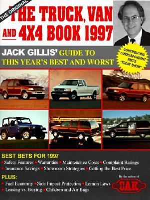 The Truck, Van and 4x4 Book