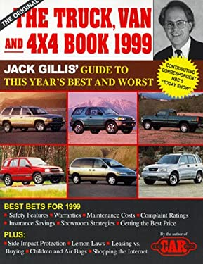 The Truck, Van, and 4x4 Book: The Definitive Guide to Buying a Truck, Van, or 4x4