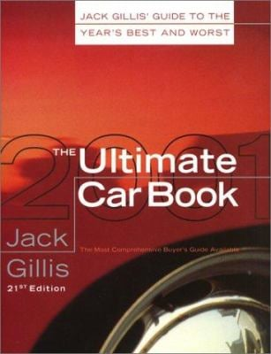 The Ultimate Car Book