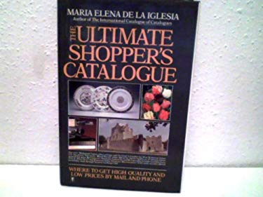 The Ultimate Shopper's Catalogue