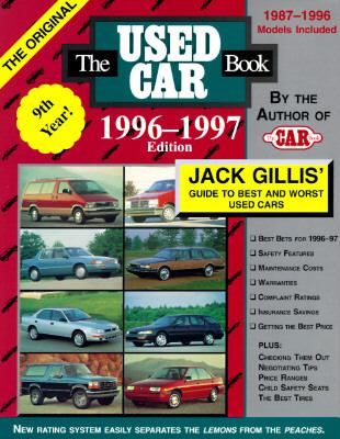 The Used Car Book, 1996-1997