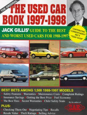 The Used Car Book, 1997-1998