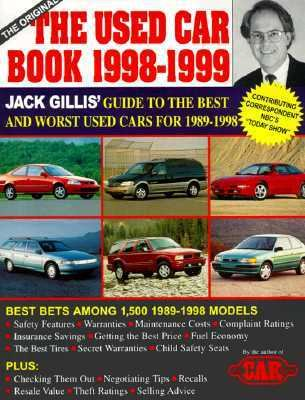 The Used Car Book, 1998