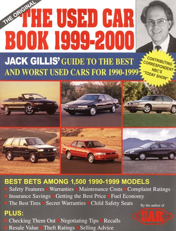 The Used Car Book: The Definitive Guide to Buying a Safe, Reliable, and Economical Used Car