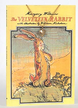 The Velveteen Rabbit [With Rabbit-Shaped, Gold-Tone Charm and Chain]