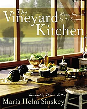 Vineyard Kitchen : Menus Inspired by the Seasons