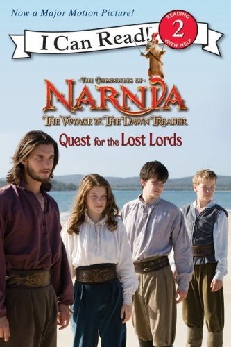 The Voyage of the Dawn Treader: Quest for the Lost Lords