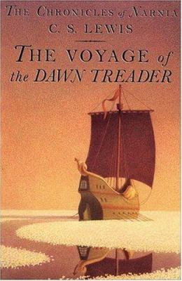 The Voyage of the Dawn Treader (Paper-Over-Board)