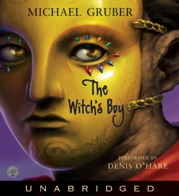 The Witch's Boy CD