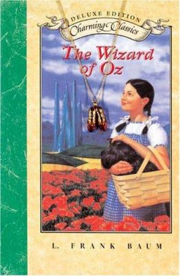 The Wizard of Oz [With Painted Red Slippers Necklace]