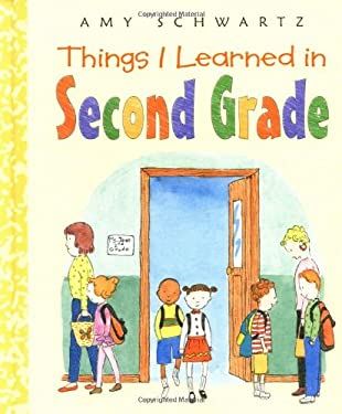 Things I Learned in Second Grade 9780060509378