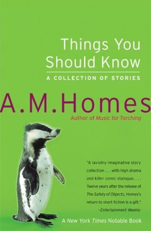 Things You Should Know: A Collection of Stories