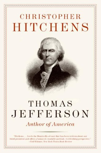 Thomas Jefferson: Author of America 9780060837068