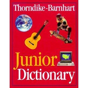 Thorndike-Barnhart Junior Dictionary