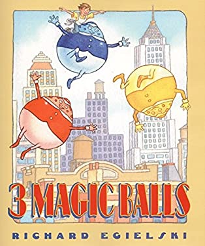 Three Magic Balls