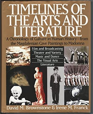 Timelines of the Arts and Literature