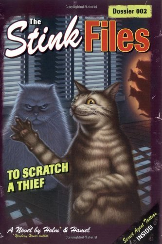To Scratch a Thief [With Secret Agent Tattoos]