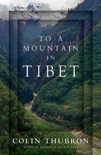 To a Mountain in Tibet 9780061768262