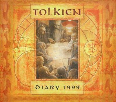 Tolkien Desk Diary