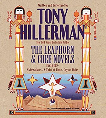 Tony Hillerman: The Leaphorn and Chee Audio Trilogy: Tony Hillerman: The Leaphorn and Chee Audio Trilogy 9780060792817
