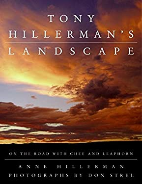 Tony Hillerman's Landscape: On the Road with an American Legend 9780061374296