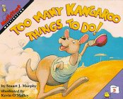 Too Many Kangaroo Things to Do!: Level 3: Multiplying