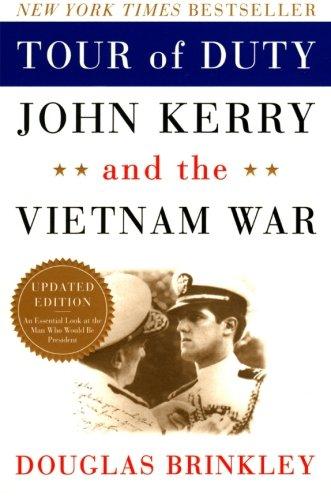 Tour of Duty: John Kerry and the Vietnam War 9780060565299