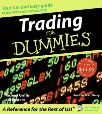 Trading for Dummies 9780061374388