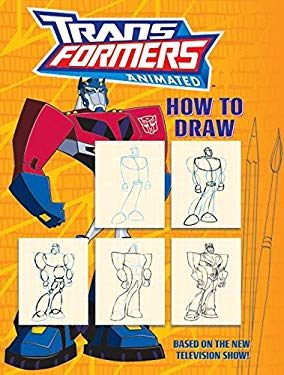 Transformers Animated: How to Draw 9780060888206