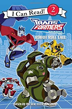 Transformers Animated: Robot Roll Call