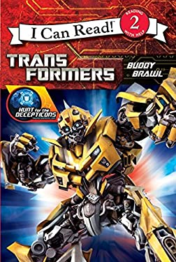 Transformers: Buddy Brawl 9780061991769