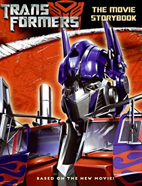 Transformers: The Movie Storybook