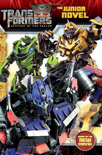 Transformers: Revenge of the Fallen: The Junior Novel