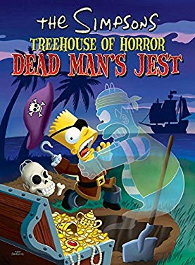 Treehouse of Horror: Dead Man's Jest 9780061571350