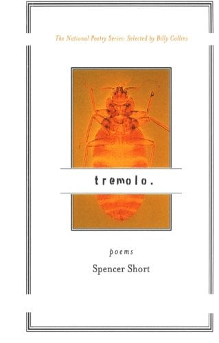 Tremolo: Poems