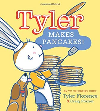 Tyler Makes Pancakes! 9780062047526