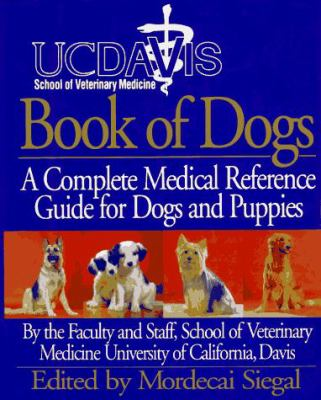 Uc Davis Book of Dogs