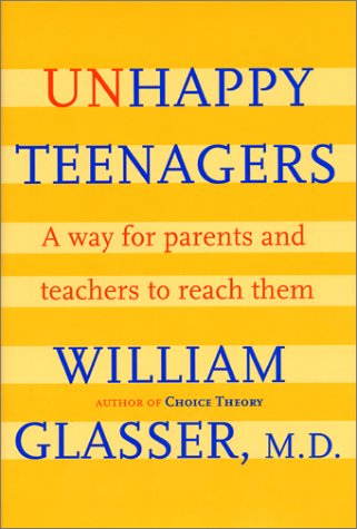 Unhappy Teenagers: A Way for Parents and Teachers to Reach Them