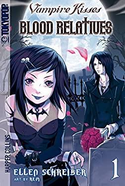 Vampire Kisses Blood Relatives, Volume 1