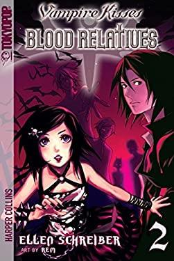 Vampire Kisses Blood Relatives, Volume 2