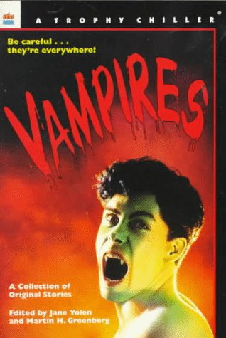 Vampires: A Collection of Original Stories 9780064404853