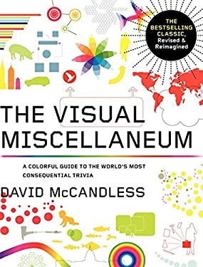 Visual Miscellaneum: The Bestselling Classic, Revised and Updated: A Colorful Guide to the World's Most Consequential Trivia 9780062236524