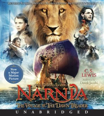 Voyage of the Dawn Treader Mti CD: Voyage of the Dawn Treader Mti CD 9780062011343