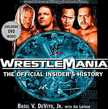WWF Wrestlemania: The Official Insider's Story 9780060393878