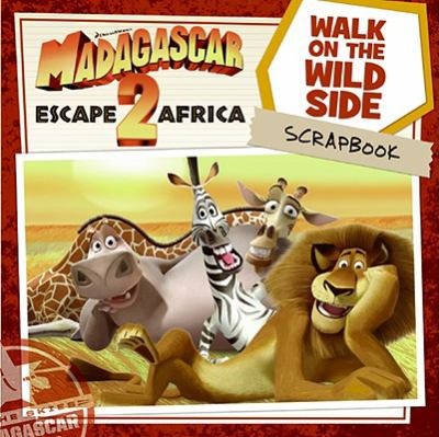 Walk on the Wild Side Scrapbook