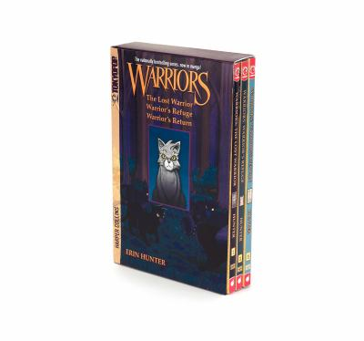 Warriors Manga Box Set: Graystripe's Adventure 9780061782282