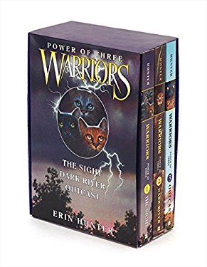 Warriors: Power of Three Box Set: Volumes 1 to 3