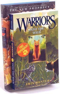 Warriors: The New Prophecy Twilight/Warriors Into the Wild [With Warriors #01: Into the Wild!]