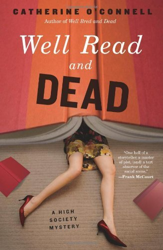 Well Read and Dead: A High Society Mystery
